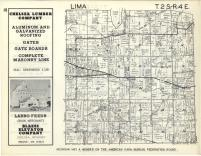 Lima T2S-R4E, Washtenaw County 1957